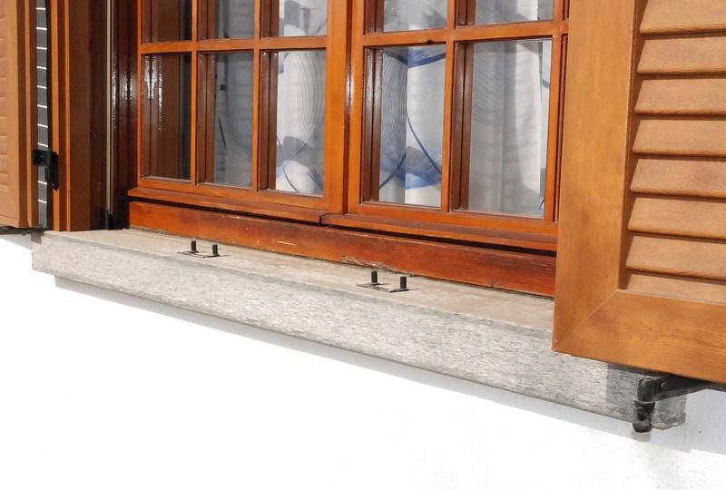Soglie finestre moderne free le meisure per i davanzali esterni with soglie finestre moderne i - Davanzale finestra interno ...